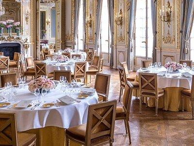 Découvrez le luxe parisien dans un lieu de réception légendaire : le Shangri-La Hotel Paris