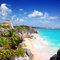 Playa de Tulum, Riviera Maya.