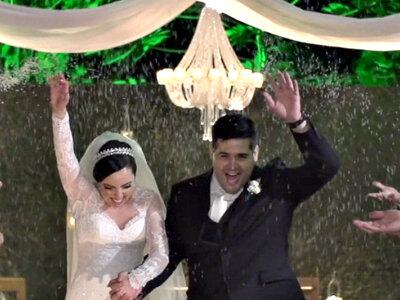 Isabela e Thiago: casamento clássico emocionante no Rio de Janeiro