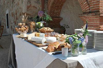 ¿Por qué elegir un menú vegetariano para tu boda?