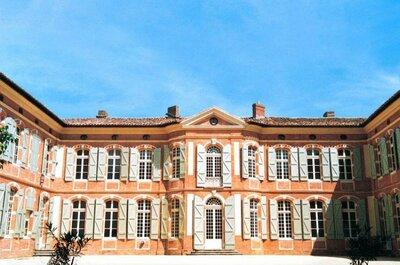 Les 10 plus beaux châteaux de Haute Garonne où vous marier dans un cadre magnifique !