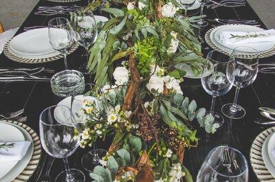 12 empresas top en México DF: decora tu boda con una ambientación perfecta