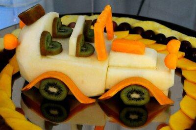 Frutas no seu casamento: sobremesas, presentes e decoração!