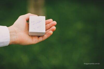 Você quer casar comigo? 7 erros que você deve evitar ao máximo ao fazer o pedido de casamento!