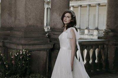Vestidos de novia 2014 inspirados en cuentos de hadas