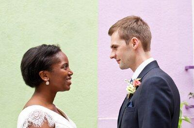 Les 5 conversations et disputes que TOUS les futurs mariés ont pendant l'organisation de leur mariage