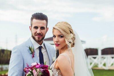 Свадьба в стиле Джеймса Бонда: роскошь и интрига