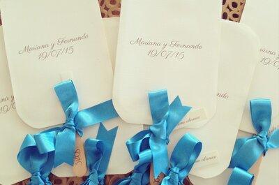 ¡Recordatorios inolvidables! 3 sugerencias de una creativa en bodas