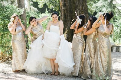 As 12 coisas que TODOS os convidados esperam que haja no seu casamento!
