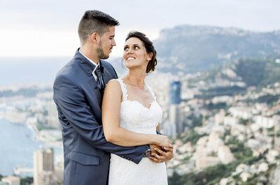 Lisa + Florian : Un mariage familial après une longue attente !