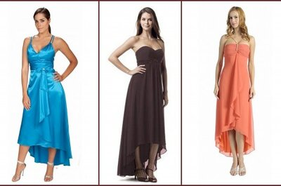 Wedding Dress Trend 2010: Hi-Lo Hems