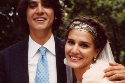 La boda de Margherita Missoni con Eugenie Amos