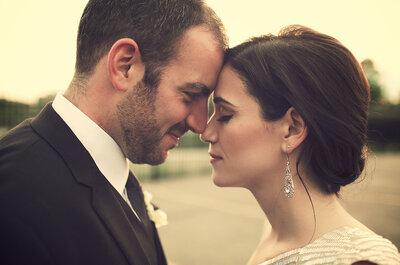 Para los amantes de los autos...una boda elegante en la planta del Ford-T