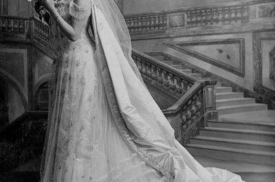 Las fotos de boda vintage más bonitas e inspiradoras