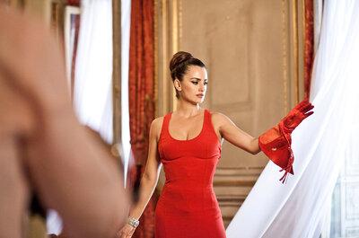 Making-of del calendario Campari con Penélope Cruz