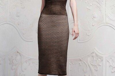 Invitadas sensuales: La nueva colección de Alexander McQueen