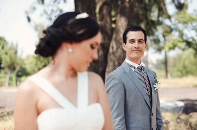 Divertida boda de Patricia y Luis en Guadalajara, Jalisco