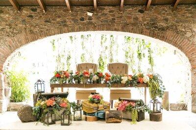 Pros y contras de buscar inspiración en Pinterest e Instagram para tu boda
