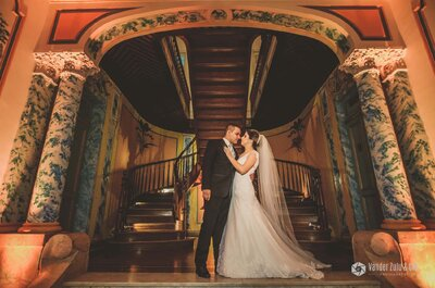 Casamento clássico de Fran & Hugo: muito charme em Santa Teresa!