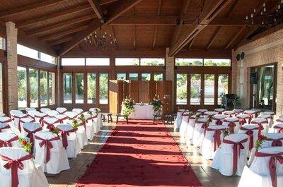 Celebra tu boda al más puro estilo toledano en Olivar de Santa Teresa