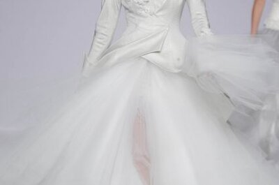 Vestidos de novia: Jordi Dalmau 2014