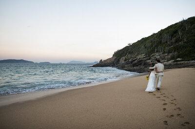 Wie man eine Hochzeit am Strand dekoriert! Maritimer Chic leicht gemacht