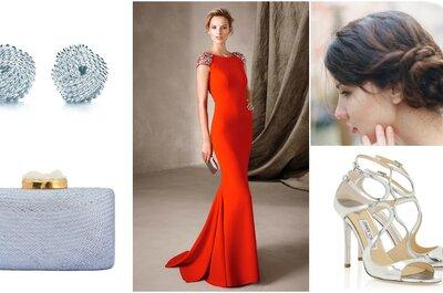 Look de la semana: Invitada a una boda de noche