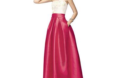 A convidada de casamento perfeita: vestidos compridos para 2015!
