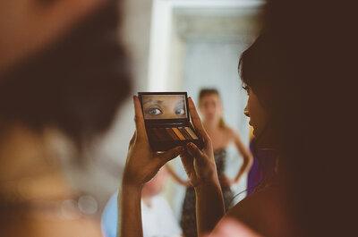 Los 11 errores de belleza más frecuentes de las novias