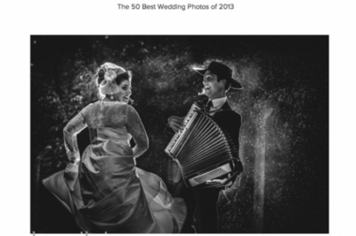 Fotógrafos de casamento brasileiros têm fotos premiadas no World´s Best Wedding Photography