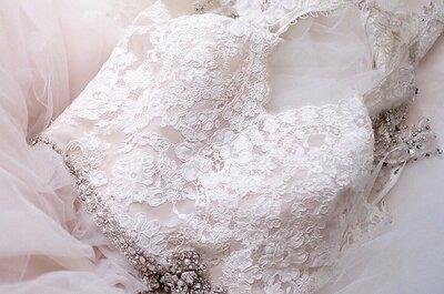 30 vestidos de novia en Instagram que morirás por tener