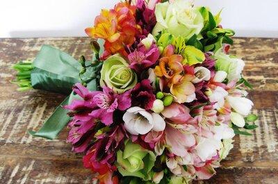75 fotos de buquês de noiva mais lindos e estilosos que você já viu!