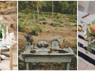 Las 5 mejores temáticas para tu boda: apunta y sorprende