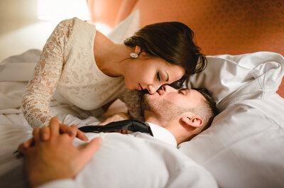 Was passiert in der Hochzeitsnacht? Finden Sie es heraus!