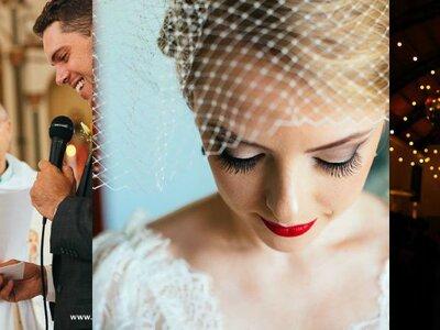 Fernanda & Guilherme: festa de casamento linda e personalizada no interior do Rio Grande do Sul