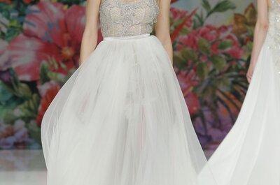 Abiti da sposa 2017: i 5 trend da NON perdere per scegliere il modello che fa per te