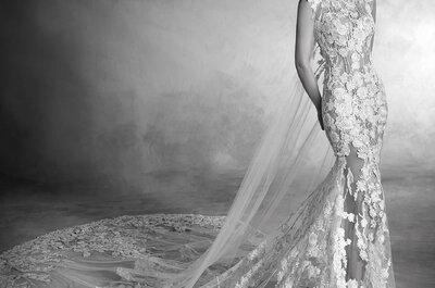 5 super tendances 2017 que vous retrouverez dans les robes de mariée Pronovias