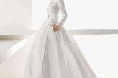 El vestido de la semana: Rosa Clará 2013