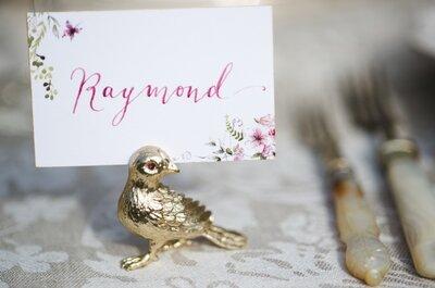 Decorazioni per matrimonio con pappagalli: l'idea a cui non avresti mai pensato!