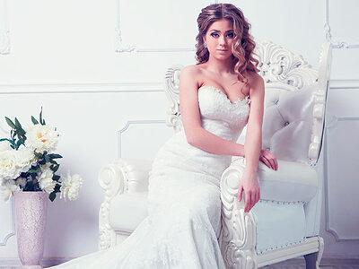 ¡Míralos desde todos los ángulos! Una pasarela con 55 vestidos de novias corte sirena propuestos para el 2016