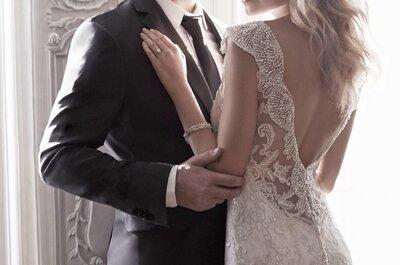 Maggie Sottero 2015: Vrouwelijk en sensualiteit voor exclusieve bruiden