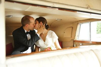 Cuando el amor no tiene fronteras: Matrimonio de una colombiana y un suizo