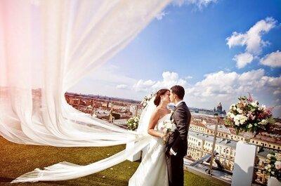 ТОП 10: Лучшие свадебные видеографы Санкт-Петербурга