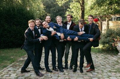 7 (schwierige) Dinge, die Männer bei Hochzeiten niemals verstehen werden!