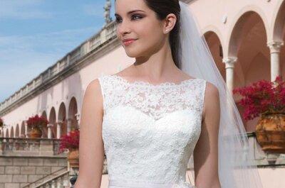 Die Brautkleider der Kollektion 2015 von Sweetheart: Traumhafte Brautkleider für Ihre Hochzeit!