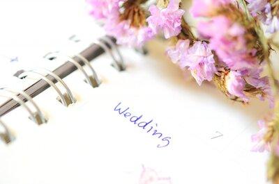 ¿Cómo es la wedding planner con la que toda novia sueña? Ten una boda inolvidable