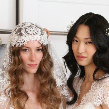 Grandiose Brautfrisuren 2015: Wir beenden Ihre Suche und empfehlen den Vintage-Look!