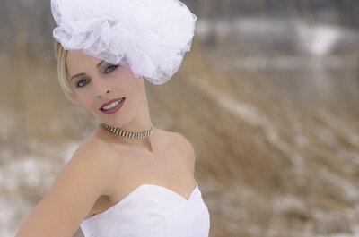 Brautstyling am Hochzeitstag geschenkt – Ein Charity Projekt für Schweizer Bräute