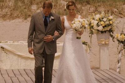 Los vestidos de novia más espectaculares de Hollywood: ¡descubre estos 30 diseños de película!
