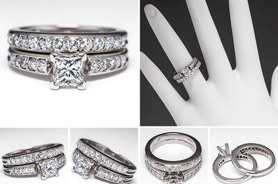 50 (+1) anelli di fidanzamento vintage: una selezione dal sito EraGem